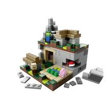 Tb Lego Minecraft The Village 21105