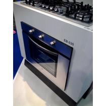 Horno Electrico Eb Tecnica Eb-530 Acero Inox 60cm 127 Vts
