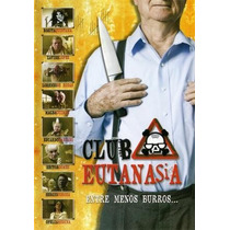 Dvd Club Eutanasia Chabelo Eduardo Manzano Sergio Corona