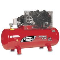 Compresores Aire Evans 10hp E460me1000-500