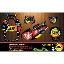 Calcomanias Stickers Bws 100 Bws 125 Ws 150