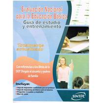 Evaluacion Nacional Para La Educacion Basica