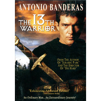 Dvd 13 Guerreros ( The 13th Warrior ) - John Mctiernan / Ban