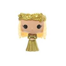 Aurora Funko Pop Con Vestido Dorado. Exclusivo