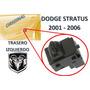 01-06 Dodge Stratus Control Vidrio Electrico Trasero Izq.