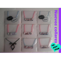 Collar Little Mix, Justin Bieber, Austin Mahone, Miley Cyrus