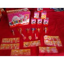 Figuras Winx Kinder Anime Manga Hadas Witch Disney Ferrero