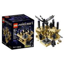 Lego Minecraft 21107 El Fin!! Gzt