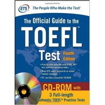 Official Guide To The Toefl Test With Cdrom 4th Envio Gratis