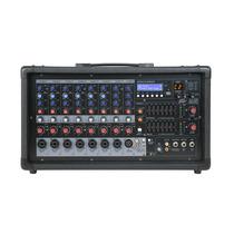 Peavey 03614000 Mezcladora Amplificada 1000 Wattsy Pxr 1000