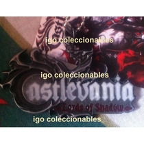 Dije Castlevania Lords Of Shadow Dracula Igo Coleccionables!