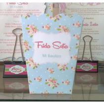 10 Cajas Personalizadas Para Palomitas, Dulces O Botanas