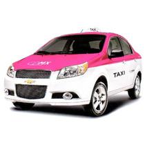 Aveo Taxi Ó Particular Sin Buró De Crédito.