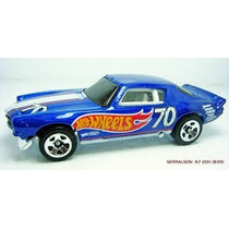 Hot Wheels 70 Camaro Road Race