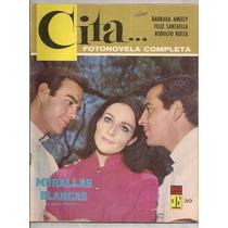 Fotonovela Cita # 30 Bárbara Angely Félix Santaella 1967