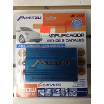 Amplificador Mini 2 Canales 500w