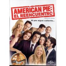 American Pie: El Reencuentro El Pie Sigue Caliente. En Dvd