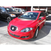 Seat Leon Reference Rojo 08