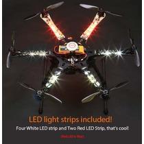 Dron Storm 6 Con Gps, Control Remoto Con Monitor