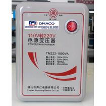 Transformador De Voltaje De 110v A 220v