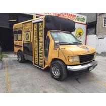Chevrolet Vanette Autentica Food Truck 2016
