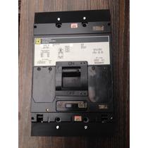 Interruptor Termomagnetico 3 X 600 Amp Square D