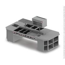 Cocina Industrial Completa Im-m 2b Gbp-2 Y Gt-2