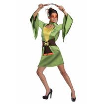 Oferta Disfraz De Tortuga Ninja Geisha Miguel Angel Damas S