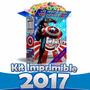 Capitan America Kit Imprimible Capitán America 100% Editable