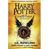 Harry Potter Y El Niño Maldito - Piezas De Una Y Dos (secuen