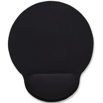 Intracom Mousepad Manhattan Descansa Munecas Tipo Gel Negro