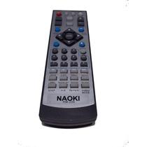 Control Remoto Para Dvd Naoki No Tires Tu Dvd!