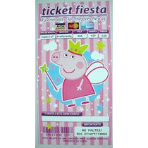 Peppa Pig Invitaciones Todo Para Tu Fiesta