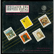 Imagen Timbre Arte Y Ciencia Indicador Del Servicio Postal M