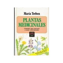 Plantas Medicinales Curar Enfermedades - Libro