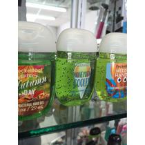 Gel Antibacterial Bath And Body Works Con Porta Gel Gratis