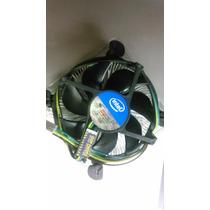 Disipador Ventilador Original Intel Socket 1155/1150 Cobre