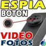 Cámara Botón Espia Indetectable Expandible A 16gb 2048x1536