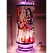 Ever After High Centros Demesa,recuerdos, Lamparas 1regalo