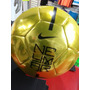 Balon Mercurial Neymar Gold