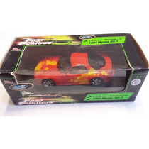 Rapido Y Furioso Mazda Rx7 1994 Fast And Furious Escala 1:18
