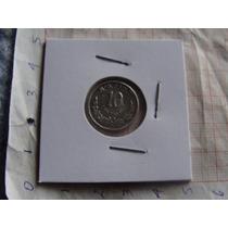 Moneda De 10 Centavos, Año 1896, Como Aparece En La Foto