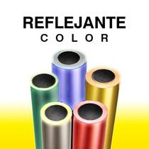 Vinil Textil Reflejante Termoadherible De Colores
