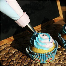Manga Pastelera 2 Colores Reposteria, Cupcakes, Pasteleria