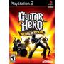 Guitar Hero World Tour Ps2 Nuevo Original Blakhelmet E