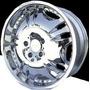 Rines 18 X 8 5-4.5 Ford Varias Ferety Crom/alum Nvos Imp