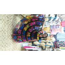 Vestido Chiapas Doble Ruedo Juvenil En Venta En Las Canoitas