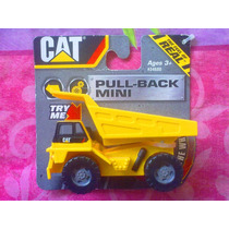 Cat Camion De Volteo De Friccion