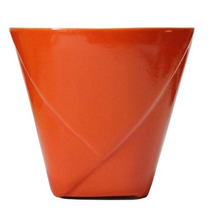 Vaso De Ceramica Diseño Vaso De Papel Hecho En México