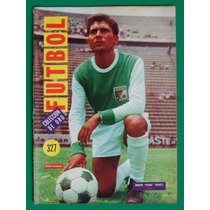 1969 Leon Amador Pajara Fuentes Revista De Futbol